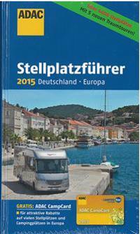 ADAC Stellplatzführer 2015