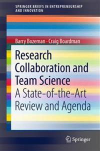 Research Collaboration and Team Science