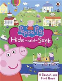 Peppa pig: hide-and-seek - a search and find book