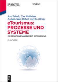 Etourismus - Prozesse Und Systeme