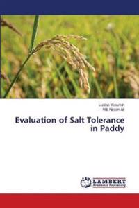 Evaluation of Salt Tolerance in Paddy