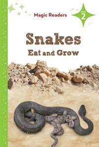 Snakes Eat and Grow: Level 2