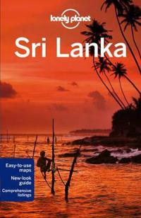 Lonely Planet Sri Lanka