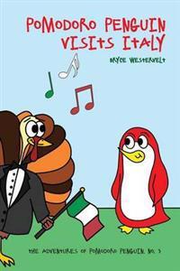 Pomodoro Penguin Visits Italy