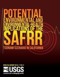 Potential Environmental and Environmental-Health Implications of the Safrr Tsunami Scenario in California