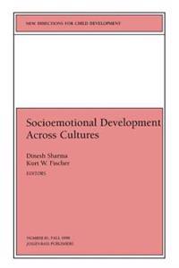 Socioemotional Development Across Cultures