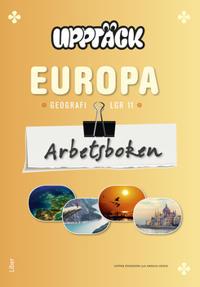 Upptäck Europa Geografi Arbetsbok