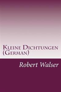 Kleine Dichtungen (German)