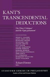 Kant's Transcendental Deductions