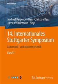 14. Internationales Stuttgarter Symposium: Automobil- Und Motorentechnik