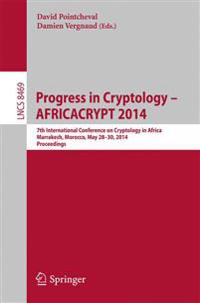 Progress in Cryptology - AFRICACRYPT 2014