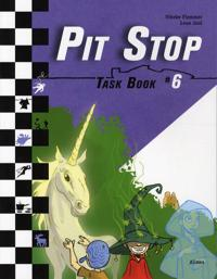 Pit stop 6-Task book