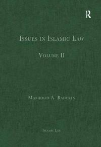 Issues in Islamic Law