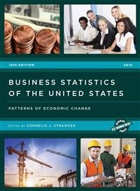 Business Statistics of the United States 2014