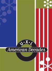 U-X-L American Decades 1980-89