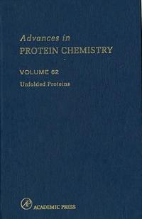 Unfolded Proteins