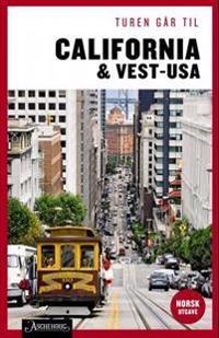 Turen går til California og Vest-USA