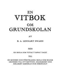 En vitbok om grundskolan
