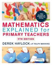 Mathematics Explained for Primary Teachers - Derek Haylock - böcker (9781446285879)     Bokhandel