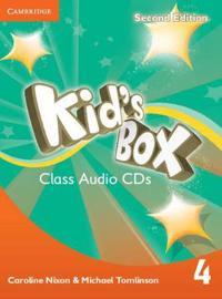 Kid's Box Level 4