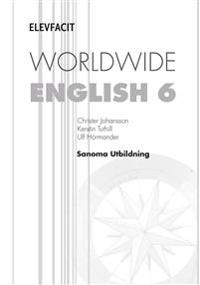 Worldwide English 6 Elevfacit inkl. grammatiken