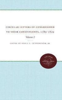 Circular Letters of Congressmen to Their Constituents, 1789-1829
