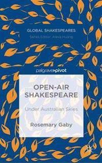 Open-Air Shakespeare