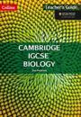 Cambridge IGCSE Biology Teacher Pack