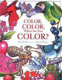 Color, Color, Where Are You, Color?