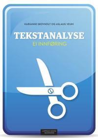 Tekstanalyse; ei innføring