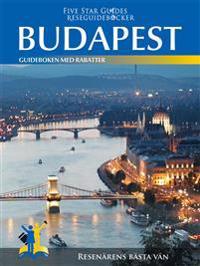 Budapest : guideboken med rabatter