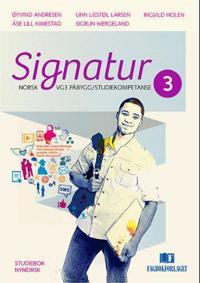 Signatur 3; studiebok