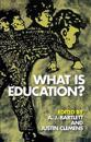 What Is Education?