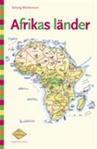 Lilla uppslaget Afrikas länder