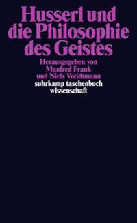 Husserl und die Philosophie des Geistes