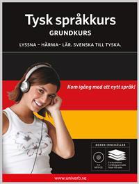 Tysk språkkurs, Grundkurs MP3CD