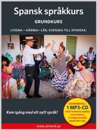 Spansk språkkurs. Grundkurs