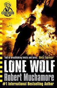 Cherub: lone wolf - book 16