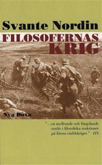 Filosofernas krig : den europeiska filosofin under första världskriget