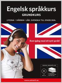 Engelsk språkkurs, Grundkurs MP3CD