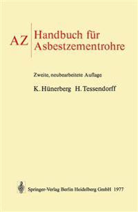 AZ Handbuch F r Asbestzementrohre