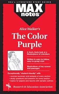 Alice Walker's the Color Purple