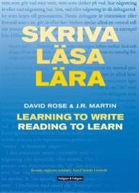 Skriva, läsa  lära