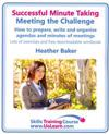 Successful Minute Taking - Meeting the Challenge