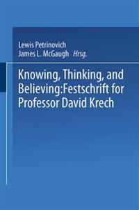 Knowing, Thinking, and Believing