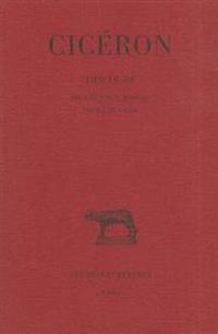 Ciceron, Discours: Tome XII: Pour Le Poete Archias. - Pour L. Flaccus.