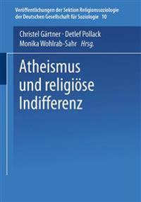 Atheismus Und Religi se Indifferenz