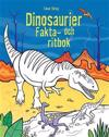 Dinosaurier : fakta och ritbok