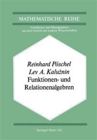 Funktionen- und Relationenalgebren
