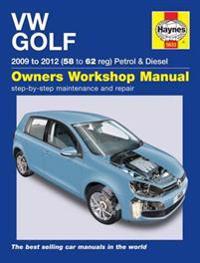 VW Golf Petrol & Diesel Service and Repair Manual